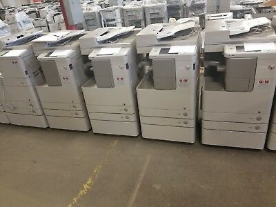 Canon Imagerunner 4035 Copier Printer Scanner 35ppm Ready To Go