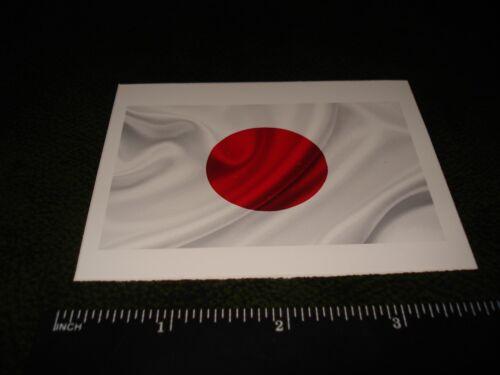 Flag of JAPAN Car Truck Boat Motorcycle Laptop Vinyl Sticker Wall Decal 日本の国旗