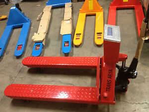 Brand-new-Pump-truck-Pallet-truck-with-scale-6600lbs-fork-size-27-034-x48-034