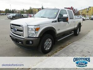2016 Ford F-350 Lariat Clean Carfax Report, One Owner, 6.7L P...