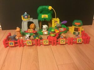 Zoo animaux Fisher Price