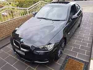 09 MY 2010 BMW 330D M-SPORT COUPE PADDLESHIFT 1 YEAR REGO Parramatta Parramatta Area Preview