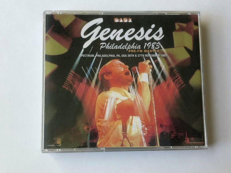 GENISIS Live Rare 4CD 1983 AMAZING!