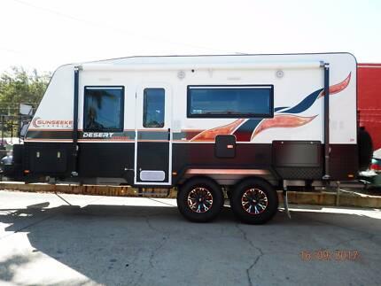 2016 Sunseeker Desert Storm Mk2