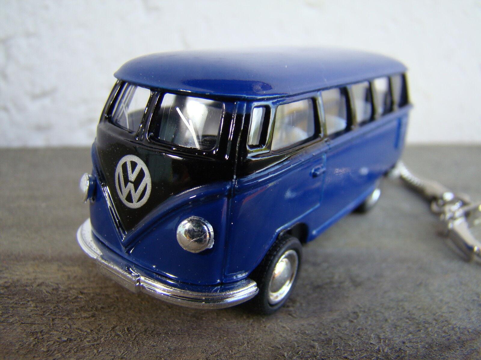 porte cl volkswagen bus combi t1 bleu et noir neuf eur 6 50 picclick fr. Black Bedroom Furniture Sets. Home Design Ideas