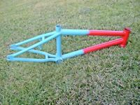 Fit Tri 27T RED BMX Sprocket 27 Tooth Fit bike co Dirt Jump Street Park S/&M