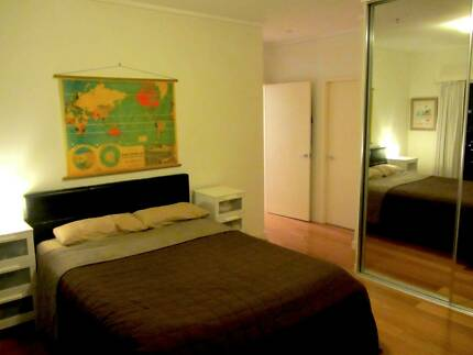 Live the dream! Furnished 2 x 2 CBD apartment, Perth Perth CBD Perth City Preview