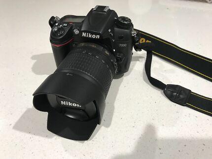 Nikon D7000 + AF-S Nikkor 18-105mm, 3.5-5.6G
