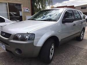 2005 Ford Territory Wagon Campbellfield Hume Area Preview