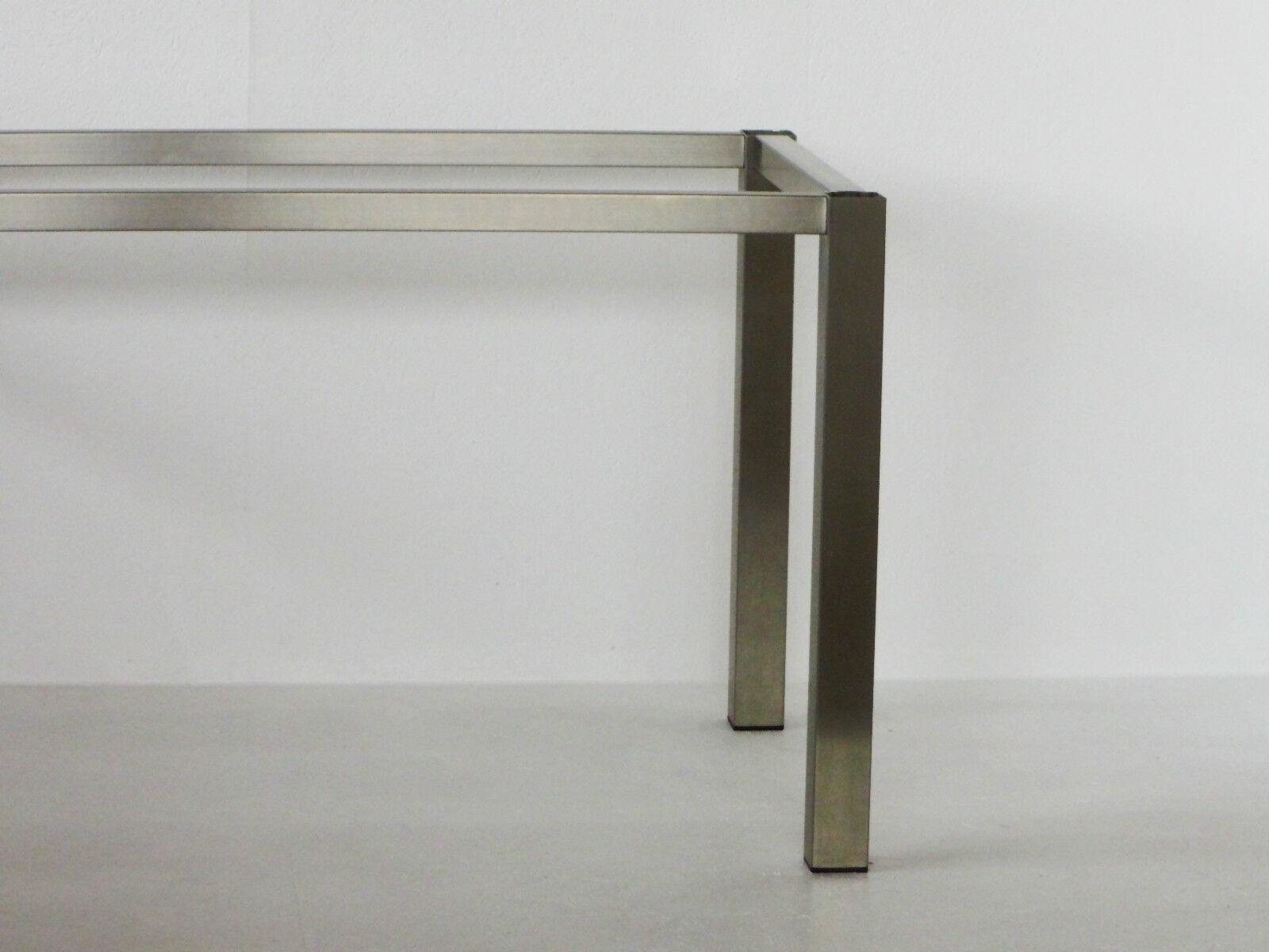 tischgestell edelstahl 1 6m breit tisch tischbeine gestell ma anfertigung beine eur 264 00. Black Bedroom Furniture Sets. Home Design Ideas