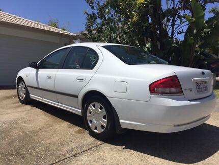 Going cheap MKII XT 2007 Ford Falcon