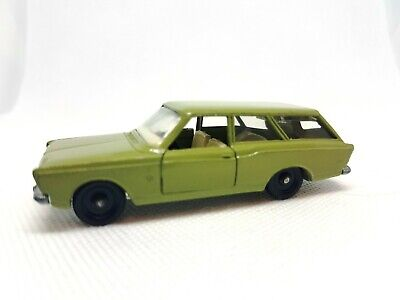 L@@K! Its ACME Auctions - VINTAGE SIKU #V284  FORD 17M TURNIER MADE IN GERMANY