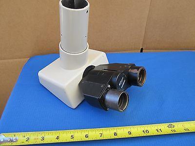 Microscope Part Trinocular Nikon Japan As Is Binf8