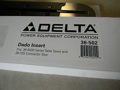 Delta 36-502 Dado Insert