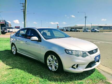 2008 Ford Falcon XR6 Lightning Silver Sedan - $500 VISA GIVEAWAY! Garbutt Townsville City Preview