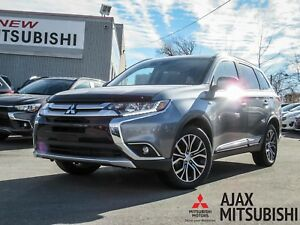 *Demo Clear Out* 2017 Mitsubishi Outlander GT Fully Loaded!