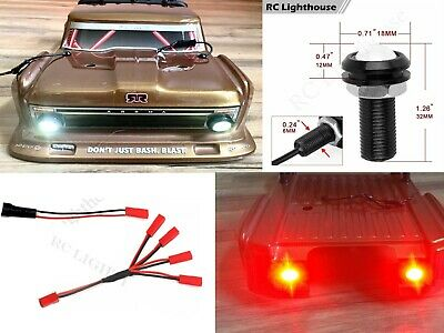 HID LED Lights HD Spot lights for Arrma Infraction limitless granite HD2W2R for sale  Shipping to India