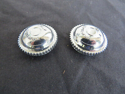 Olmo pedals dust caps fit shimano campagnolo super record gipiemme vintage retro
