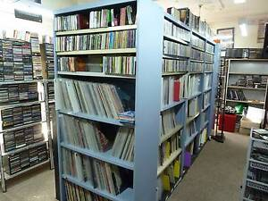 Very large and extensive range of vinyl and CDs. Torrensville West Torrens Area Preview