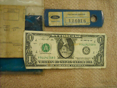 NOS Ford 126016 strap for 309 series planter