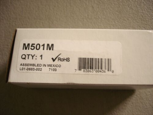 "SYSTEM SENSOR M501M   ""NEW"""