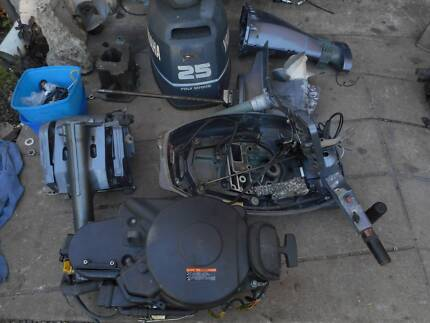 yamaha 4 hp four stroke outboard motor boat accessories parts rh gumtree com au