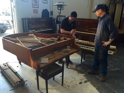 Specialised Piano Workshop & Piano Store - Adelaide's one and only! Norwood Norwood Area Preview