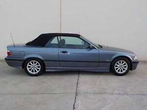 BMW 328I , E36 Executive Convertible 2dr Auto 5sp, 2.8i