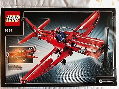 NEW LEGO 9394 TECHNIC Jet Plane or Acrobatic Plane NISB