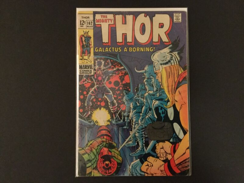 Thor 162 (Marvel Silver Age - 1969)