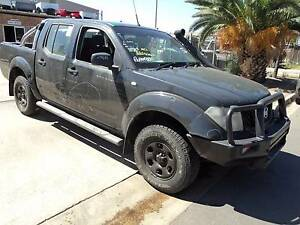Nissan Navara D40 YD25 TURBO DIESEL ALL PARTS V:0523 Wingfield Port Adelaide Area Preview