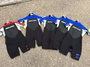 Sea Doo Youth Wetsuits brand new, Size 14 Youth