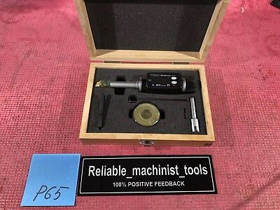 Fowler Bowers Xt Digital Micrometer Intrimik 12-34 In W Mitutoyo Ring P65