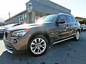 BMW X1 2012 xDrive28i 4 portes AWD 4X4 TI TOIT PANORAMIQUE AIR M