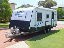 WHY BUY NEW?  YOU CAN BUY THIS 2 YR OLD CONCEPT IN EXC CONDITION Meadow Springs Mandurah Area Preview