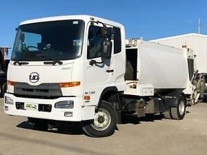 UD MK11 250 Condor | Ex Council Unit | Rear Load Garbage Compactor Windsor Hawkesbury Area Preview