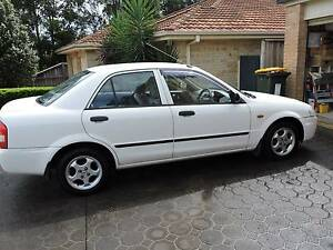 2000 Mazda 323 Sedan Glenwood Blacktown Area Preview