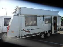 2004 A'van Tayla, Tandem Pop Top, Island Bed, Air Conditioner Pialba Fraser Coast Preview