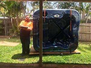 spa removals Upper Mount Gravatt Brisbane South East Preview