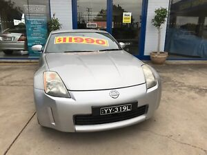 2003 Nissan 350Z Coupe Grange Charles Sturt Area Preview
