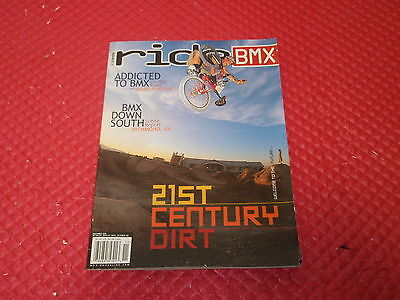 Ride bmx magazine back issues 2004 bmx plus action albion mid school s/&m snap