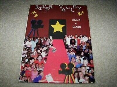Vintage 2004-05 River Valley Middle School Jeffersonville Indiana Year (Valley River Center)