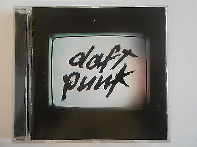 DAFT PUNK : HUMAN AFTER ALL / TECHNOLOGIC - [ CD ALBUM ] for sale  Shipping to Canada