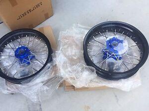 Ktm Husaberg husqvarna motard wheels Mudjimba Maroochydore Area Preview