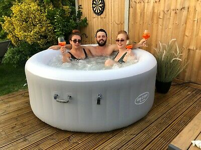 Brand New - Lay-Z Spa St. Lucia HotTub - 48 Hour Delivery - 2yr Warranty!