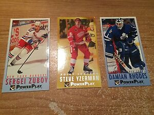 Power Play Cards