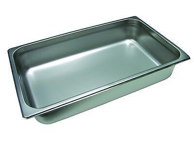 Update International Sph-1002 2.5 Full-size Anti-jam Steam Table Pan