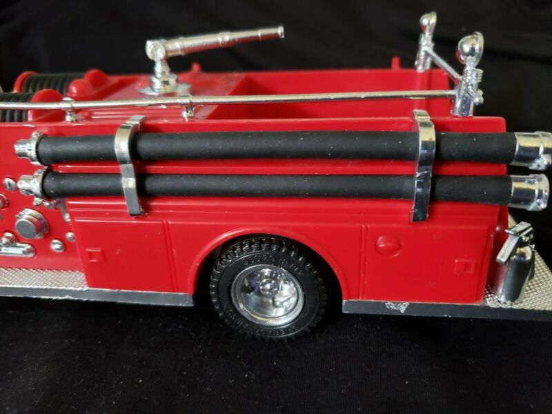 1970 Hess Fire Truck Part Hoses and Couplers