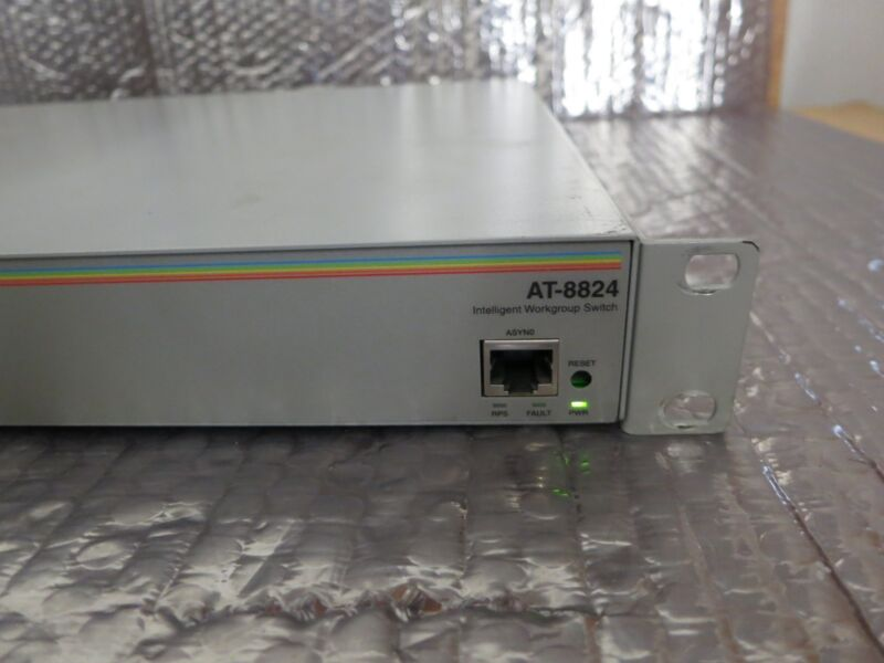 Used Allied Telesis AT-8824