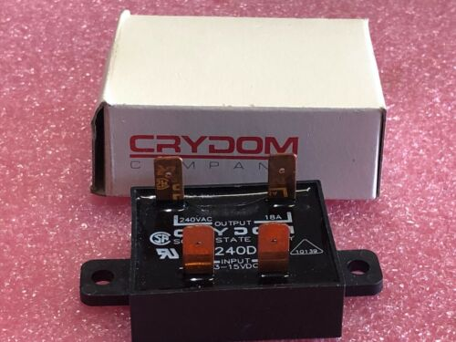 CRYDOM E240D18 SOLID STATE RELAY